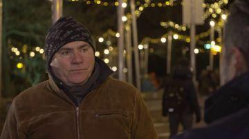 """De verse en la calle a cobrar una ayuda de 860 euros al mes: así consiguió un hombre al borde de la exclusión social """"salir del hoyo"""""""