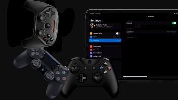iPad Gamepads