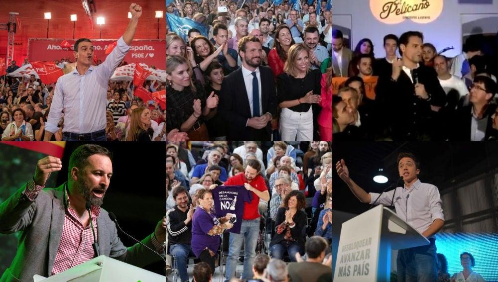 Arranca la campaña electoral