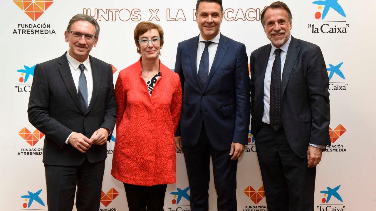 Fundación ATRESMEDIA y 'la Caixa' se unen en la 7ª edición de los Premios 'Grandes Iniciativas'