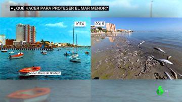 ¿Se puede salvar al Mar Menor? Estos son los pasos a seguir