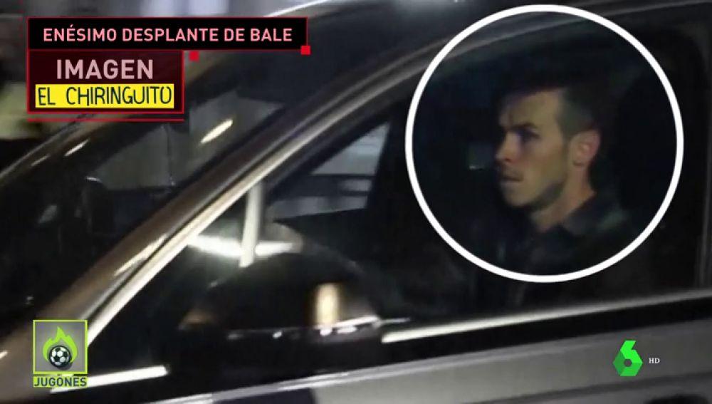 Enésimo desplante de Bale