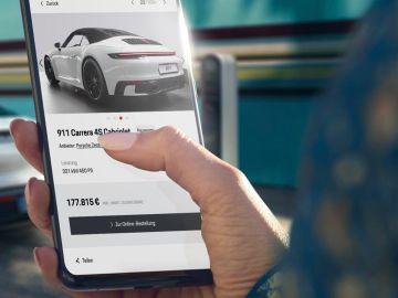 Venta de Porsche online