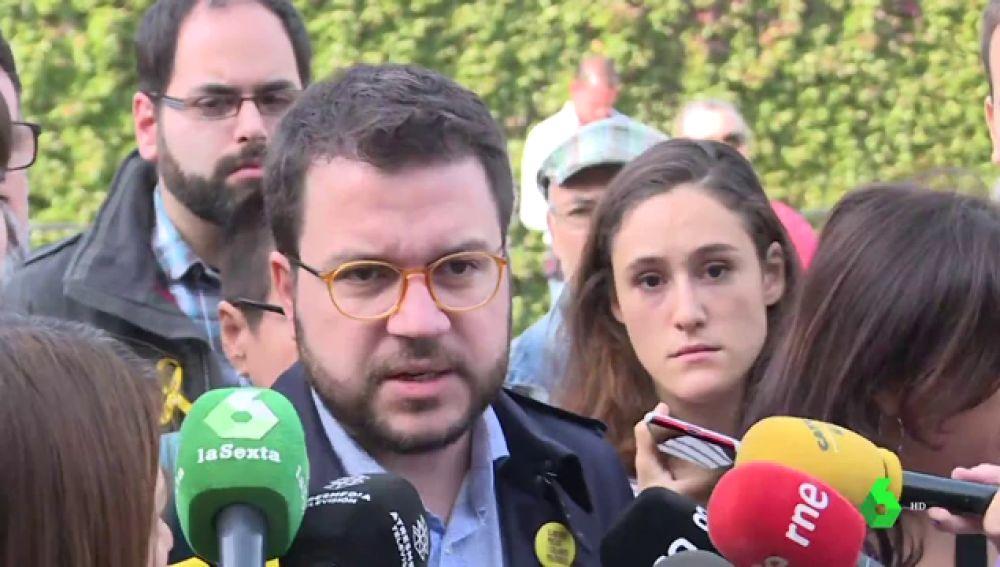 """ERC advierte al PSOE: """"Con este Sánchez es imposible llegar a acuerdos"""""""