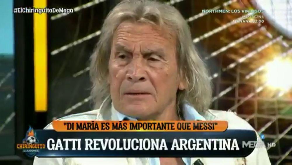 ¿Es mejor Di María que Messi? Gatti aclara sus polémicas palabras