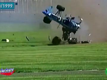 El accidente mortal en la Indycar que conmocionó a Javier Rubio