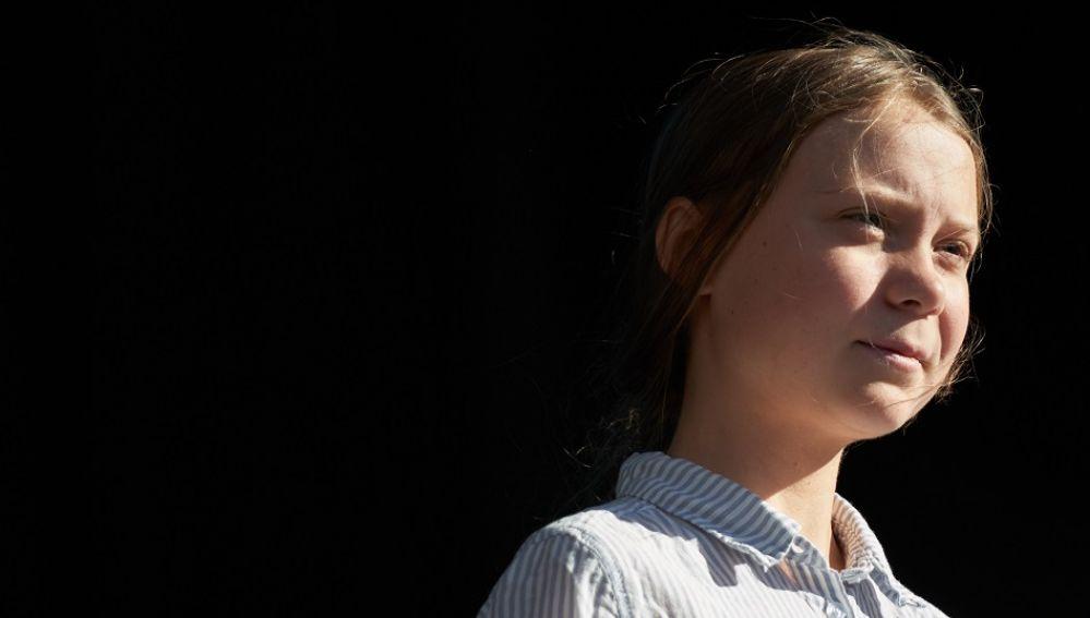 Greta Thunberg en una imagen de archivo