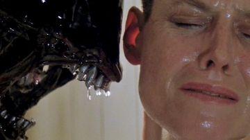 Escena de la película 'Alien: el octavo pasajero'