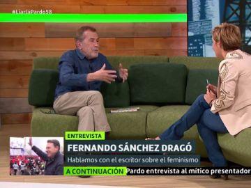 Fernando Sánchez Dragó, en Liarla Pardo