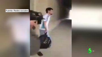 "Detienen a un policía israelí por disparar ""por diversión"" a un joven palestino"
