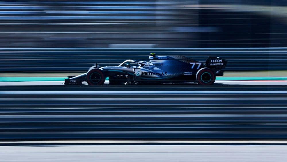 Valtteri Bottas consigue su 5ª pole