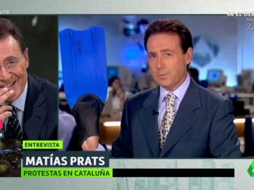 Los mejores chistes de Matías Prats