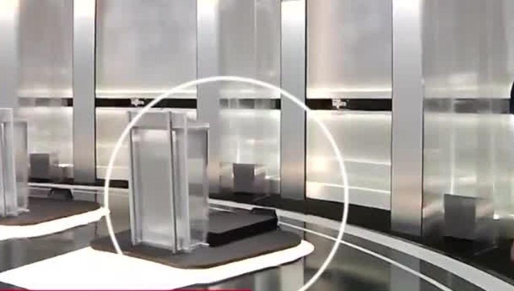 El misterio del alzador de Rivera: ¿iba a utilizar un atril de 10 centímetros en el debate electoral?