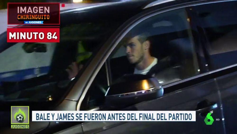 El 'palo' de Josep Pedrerol a Gareth Bale sobre su compromiso con el Real Madrid