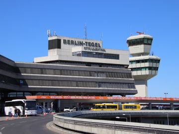 Aeropuertos en Berlín