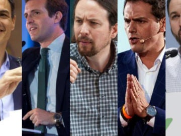 laSexta Noticias 14:00 (04-11-19) Los candidatos perfilan sus estrategias de cara al debate del 10N