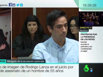 """Habla el abogado defensor del 'crimen de los tirantes': """"El amigo de Rodrigo Lanza le avisó de que Laínez era de ideología nazi"""""""