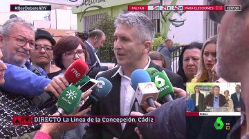 """Grande-Marlaska llama a la calma ante posibles altercados de cara al 10N en Cataluña: """"El Estado tiene herramientas para garantizar el derecho a voto"""""""