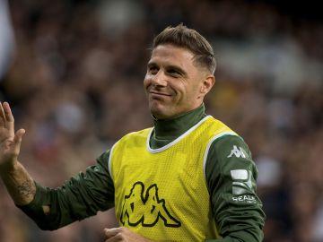Joaquín, jugador del Betis