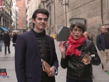 Nacho, uno de los participantes de 'Lo vota, no lo vota'