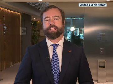 """Espinosa de los Monteros asegura que """"un extranjero es tres veces más propenso a violar que un español"""""""
