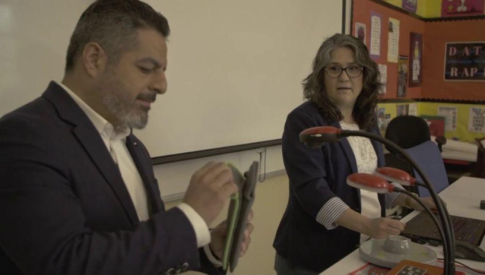 Las bolsas Yondr, una solución pequeña con grandes resultados para limitar el uso de móviles en las aulas