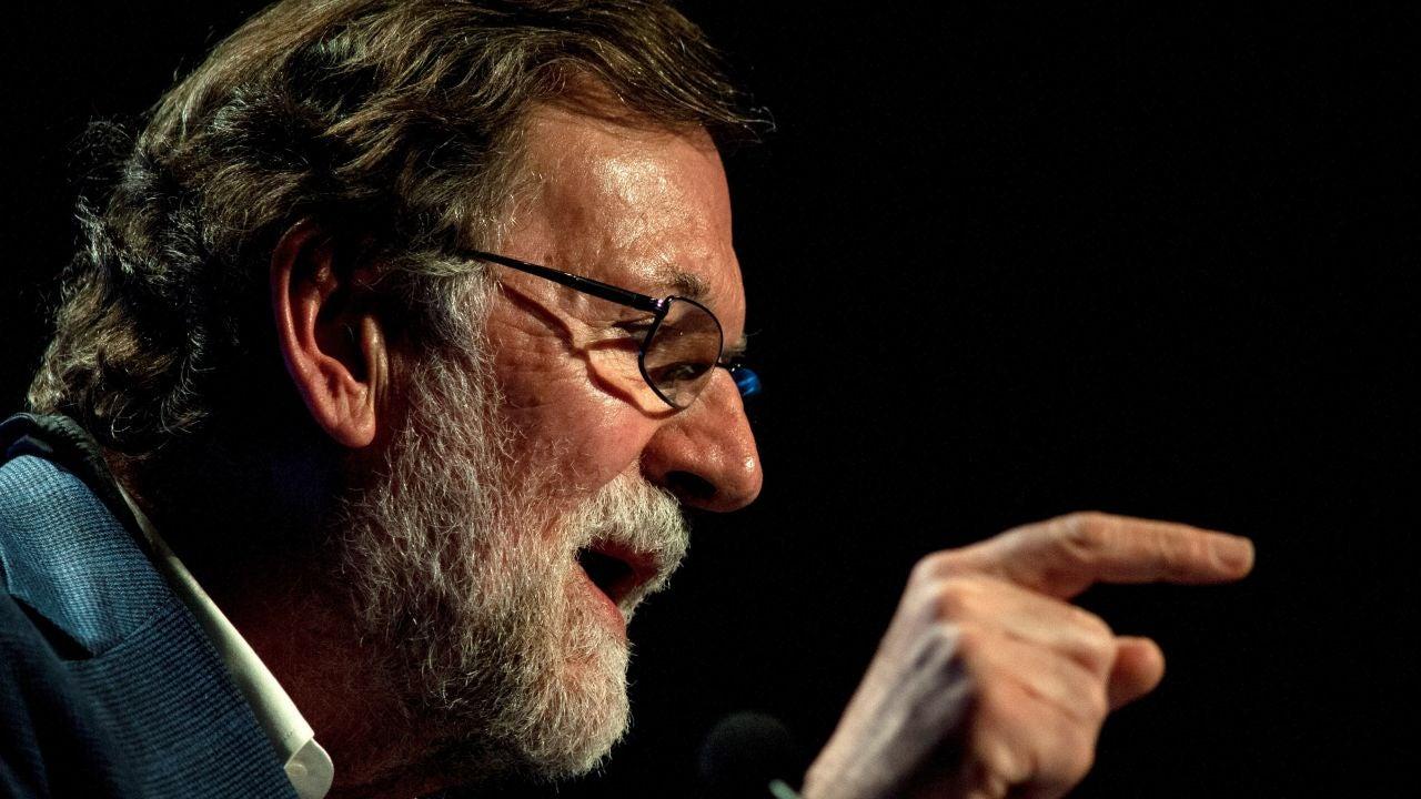 El expresidente del Gobierno, Mariano Rajoy.