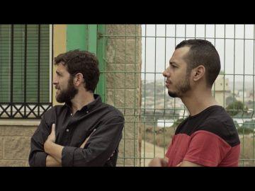 Gonzo con Ibrahim