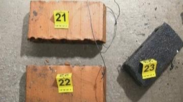 Otros bloques hallados en el pozo donde se encontró el cadáver de Diana Quer
