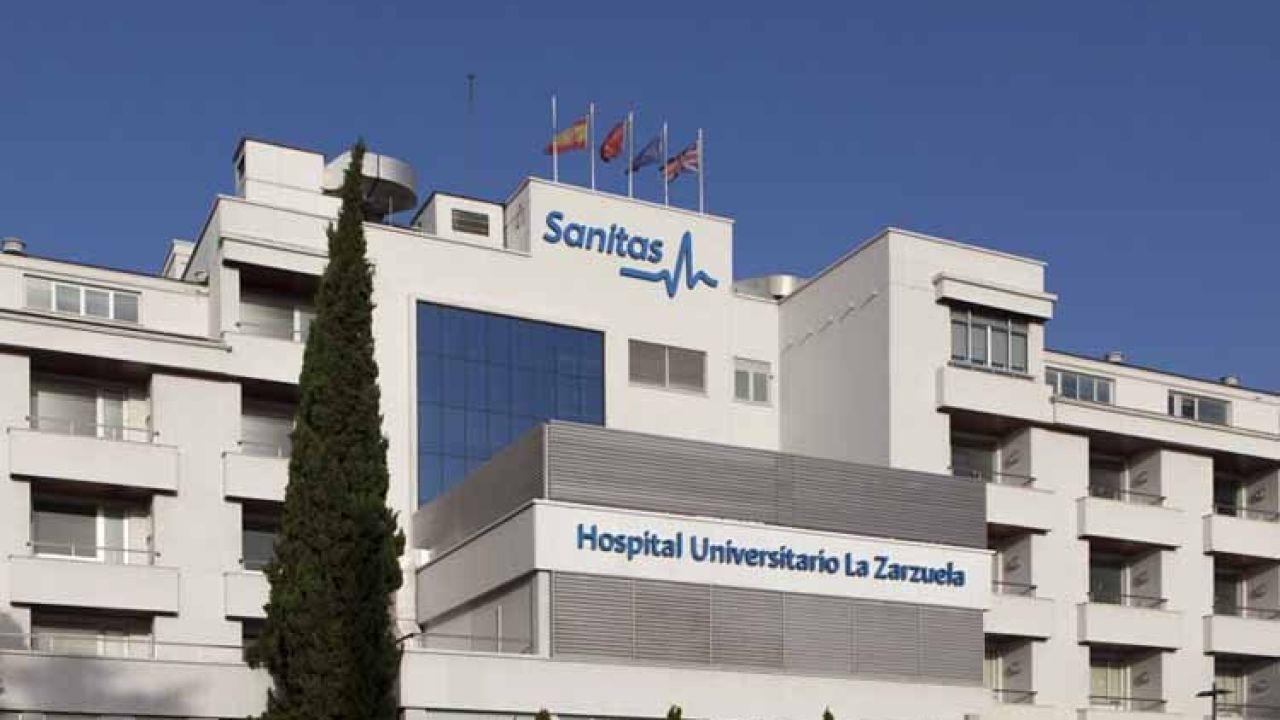 Hospital La Zarzuela de Madrid