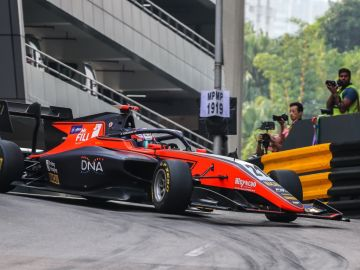 Richard Verschoor GP Macao F3 Carrera Final 2019