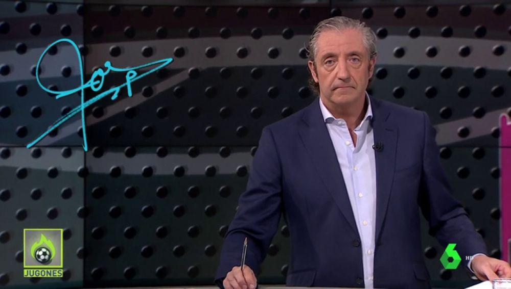 """Josep Pedrerol: """"Hablamos de derechos y justicia"""""""