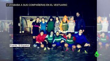 Jugadoras del equipo de Oviedo
