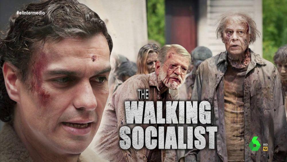"""'The Walking Socialist', """"el virus que hace que los viejos líderes socialistas se acerquen más a la derecha"""""""