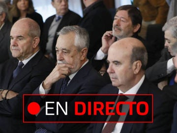 Reacciones a la sentencia de los ERE: Griñán, condenado a 6 años de cárcel y Chaves, a 9 años de inhabilitación
