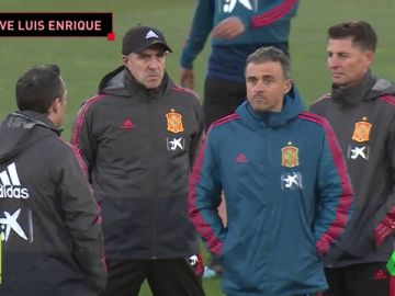 Vuelve Luis Enrique