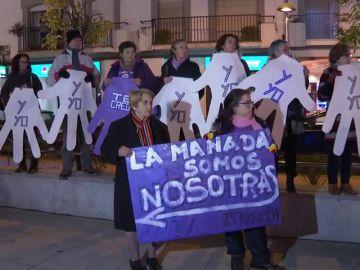 """Habla la madre de la víctima de 'La Manada' en Pozoblanco: """"Te han tocado manos de lobos"""""""