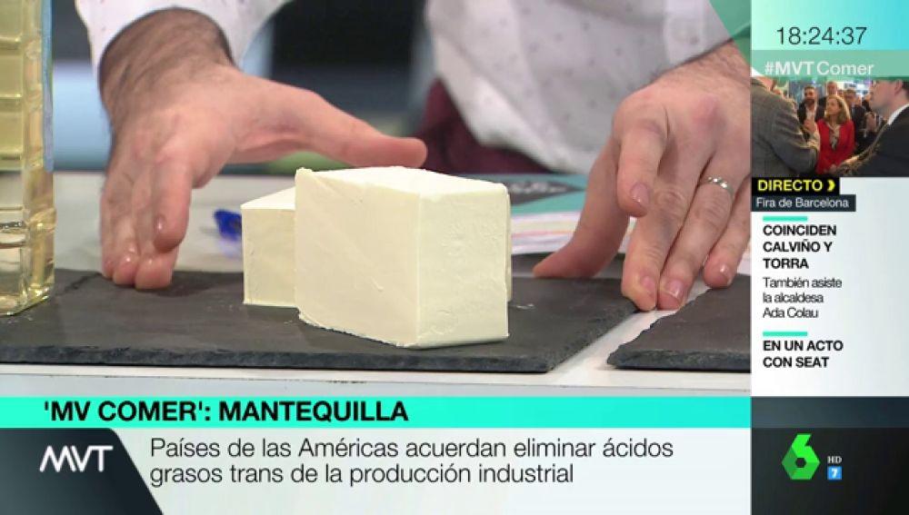 No, la mantequilla no es perjudicial para la salud: estos son los beneficios de su consumo moderado