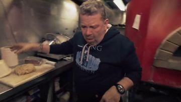 """La reacción de Chicote al ver la cocina de 'La Tarantella': """"Esto es un pozo de mierda"""""""