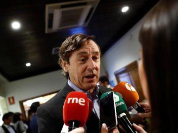 El senador del PP, Rafael Hernando