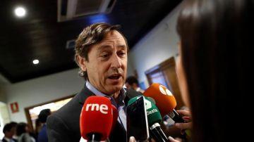 El exportavoz del PP en el Congreso Rafael Hernando