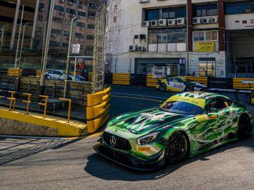 Raffaele Marciello 2019 GP Macao GT
