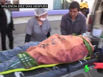 Bolivia sigue dominada por el caos y la violencia diez días después del golpe de Estado