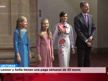 El consejo de Wyoming a la princesa Leonor y la infanta Sofía