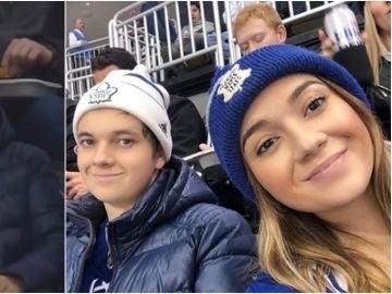 El selfie del año en el deporte