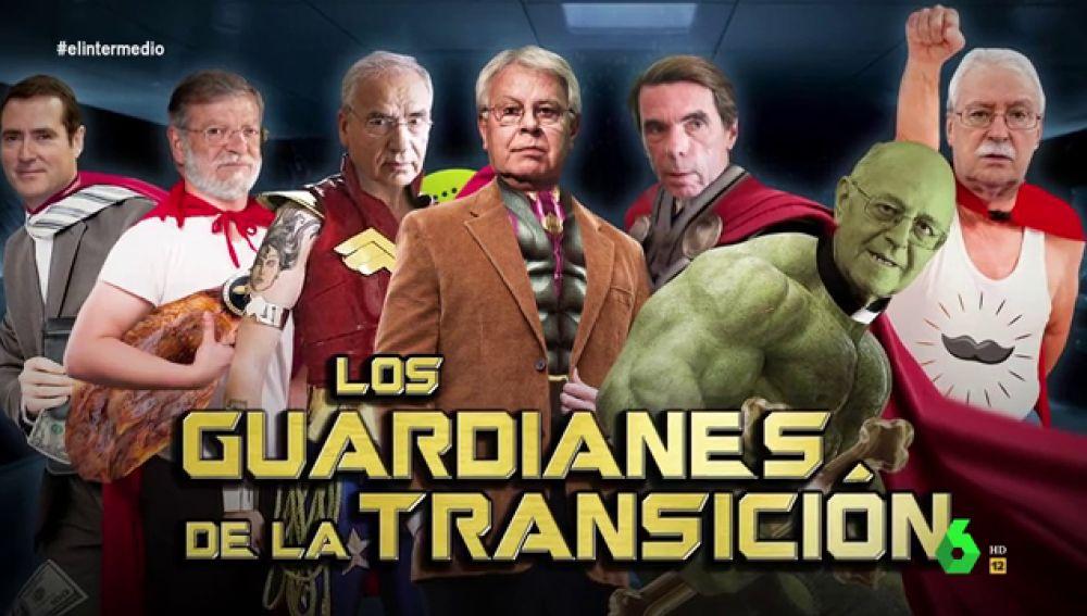 """Aznar, Felipe González, Leguina... llegan los 'Guardianes de la Transición' para """"salvar a España del pacto de izquierdas"""""""