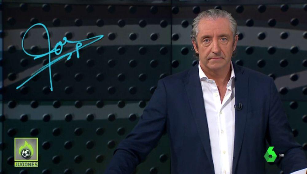 """Josep Pedrerol: """"Si Setién vuelve al Betis, la directiva quedaría retratada"""""""