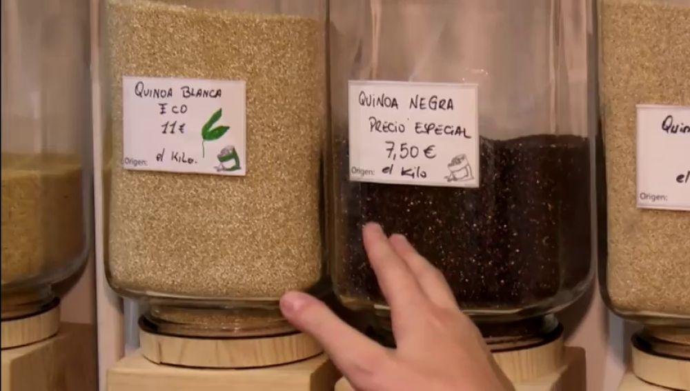 El secreto de la quinoa es su aporte proteico