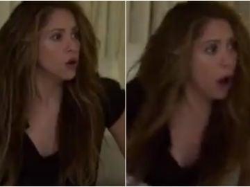 Shakira reacciona a la debacle del Barça en Anfield