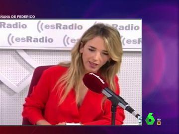"""'Deletéreo', el término con el que Cayetana Álvarez de Toledo demuestra su """"dominio"""" del lenguaje"""